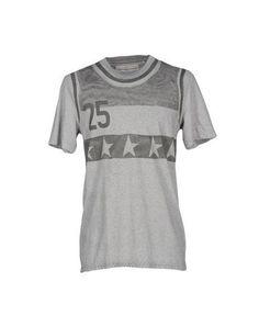 Prezzi e Sconti: #Golden goose t-shirt uomo Grigio  ad Euro 53.00 in #Golden goose #Uomo topwear t shirts