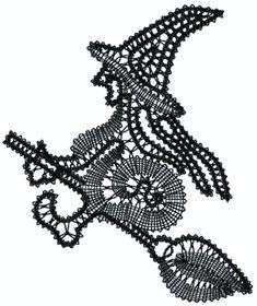 Set of 12 Machine Embroidery Designs Shawl Crochet, Hairpin Lace Crochet, Crochet Motifs, Bobbin Lace Patterns, Bead Loom Patterns, Quilt Patterns, Quilting Designs, Machine Embroidery Designs, Hand Embroidery