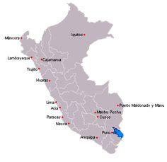 Turismo en el Perú - Wikipedia, la enciclopedia libre Machu Picchu, Peru Tourism, Places Around The World, Around The Worlds, Tour Guide, Tours, Travel, Google, Maps