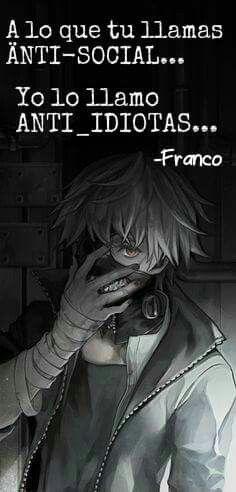 Frase franco
