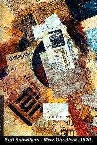 El Collage una Historia hecha de recortes.