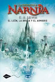 Las crónicas de Nárnia, es un llibre d'aventures, que tracte d'uns germans; dos nens i dos nenes, que jugant a l'escondite troban un armari on els porta a un altre món. A Nárnia, allà coneixeran a noves espècies i personas.