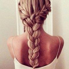 Gorgeous braid! Love it