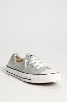 I love these and wear an 8 ;Converse Chuck Taylor® Shoreline Sneaker - Love  that this is an updated version of the classic slip on.