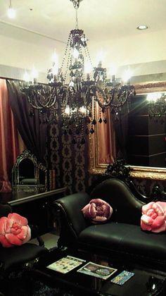 Goth interior