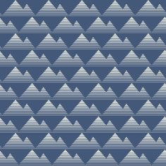 Mountain seamless pattern backgrond vector vector art illustration