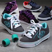 Take a look at the Heelys event on #zulily today!  shoes with wheels. $25 [usually 60]
