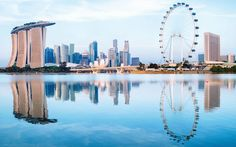Singapore Flyer, The ultimate experience #Singapore Tourism http://in.musafir.com/holidays/singapore-tour-package.aspx
