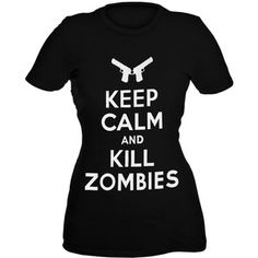 I want this!! But it needs a crossbow in place of guns-everyone knows you don't shoot zombies because the noise attracts more zombies!!