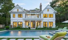 Whether you have a specific vision in mind for your project, or if you just need ideas, use these photos featuring Marvin windows and doors for inspiration. Double Hung Windows, Windows And Doors, Black Windows, Exterior Windows, Large Windows, Style At Home, Style Blog, Black Window Trims, Marvin Windows