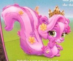 Name: Meadow Species: Skunk Gender: Female Appearance: Disney Princess Palace Pets Owner: Rapunzel Meadow the Skunk Disney Movie Characters, Disney Movies, Fictional Characters, Princess Photo, Princess Peach, Disney Princess, Princess Palace Pets, Rapunzel, Flynn Rider