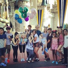 Bradley Steven Perry, Jake Short, Sofia Carson, Dove Cameron, Calum Worthy, Laura Marano, Maia Mitchell, Ross Lynch, Grace Phipps, Garrett Clayton, Skai Jackson, Peyton List & Karan Brar at Coolest Summer Ever May 22,2015