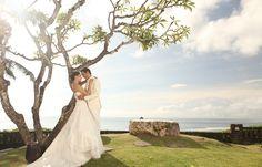 blissful sunshine on your wedding day