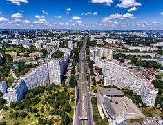 Chisinau, Moldova - Europe.