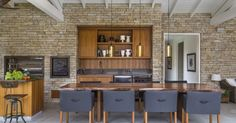 decoração de cozinha retro e rustica juntas - Pesquisa Google