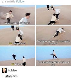 This child / he attacks even his own umma | BTS - Jungkook, Jin, Jimin