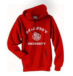 Gallifrey University doctor who Hoodie WANT IT