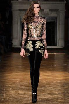 Kristian Aadnevik Autumn/Winter 2014-15 Ready-to-Wear | Vogue UK