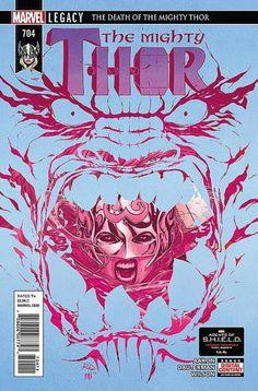 Marvel Comics, 257, The Mighty Thor, Marvel Women, American Comics, Thunder, Monsters, Death, Disney