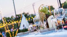 When planning or hosting an outdoor event, it's important to be aware of all the risks, and advantages, that comes along with an outdoor venue.