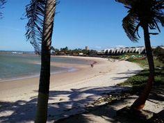 Praia de camurupin RN litoral Sul de Natal