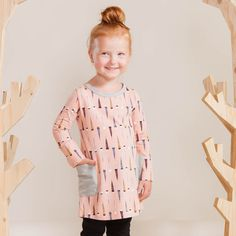 SULKA taskumekko, pastelli roosa | Leikkisä lasten syysmallisto 2016 on nyt saatavilla. Tee tilaus NOSH vaatekutsuilla, edustajalta tai verkosta nosh.fi (This clothing collection is available only in Finland but you can shop these wonderful fabrics online en.nosh.fi)