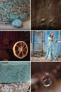 «Уходит осень, всё, пора» — коллекция предметов ручной работы  Handmade items set, see more: http://www.livemaster.ru/gallery/1286761