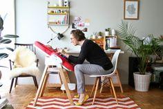 petit-em: Coup de coeur pour Stokke Steps - Le nouveau concept évolutif et design qui combine relax et chaise haute ♥