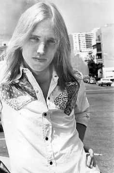 Tom petty. Such a babe.