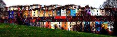 Totterdown, Bristol by jthornett, via Flickr