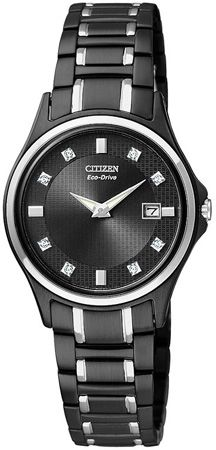 GA1034-57G - Authorized Citizen watch dealer - Ladies Citizen Dress Diamond Pairs, Citizen watch, Citizen watches