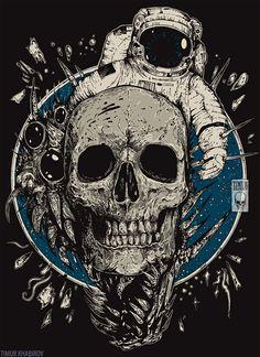 Skulls n Skeletons Gothic Wallpaper, Skull Wallpaper, Dark Artwork, Skull Artwork, Arte Horror, Horror Art, Skeleton Drawings, Heavy Metal Art, Creepy Art