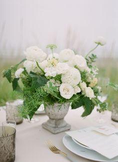 Stunning coastal Micro-Wedding Inspiration with beautiful florals | Oregon Wedding Inspiration Coastal Wedding Inspiration, Romantic Table, Wedding Table Settings, Seattle Wedding, Wedding Shoot, Oregon, Florals, Floral Design, Wedding Invitations