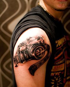 1000 ideas about vintage camera tattoos on pinterest tattoo ink camera tattoos and tattoos. Black Bedroom Furniture Sets. Home Design Ideas