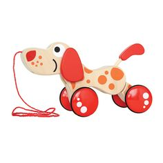 Shop hundreds of Pedal & Push Toys deals at once. We've got walk-a-long puppy wooden pull toy by hape Toddler Toys, Kids Toys, Toddler Preschool, Toddler Girl, Hape Toys, Push Toys, Toy Puppies, Baby Center, Baby Kind