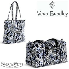 #VeraBradley hot new pattern #SnowLotus at #WalkOnWaterBoutiques