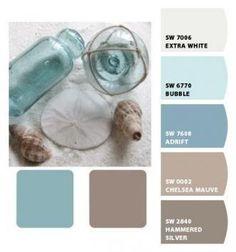 Apartment Color Schemes Colour Palettes Accent Walls 15 Ideas #apartment
