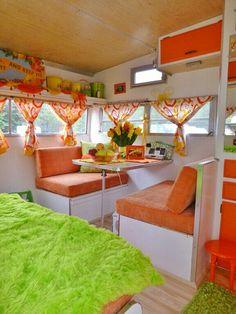 ~ Renovated Interior - Caravan Crush ~