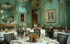 Restaurant; Four Seasons Buenos Aires; Buenos Aires, Argentina