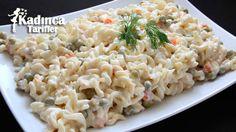 Makarna Salatası Tarifi nasıl yapılır? Makarna Salatası Tarifi'nin malzemeleri, resimli anlatımı ve yapılışı için tıklayın. Yazar: Sümeyra Temel