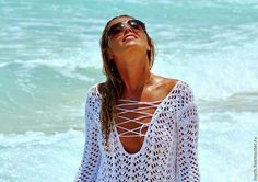 Free Crochet Pattern for Stunning Summer Tunic - Famous Design Decrypted