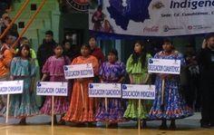 Jóvenes y adolescentes de 6 municipios participan en el Encuentro Deportivo Regional Indígena en Cuauhtémoc | El Puntero