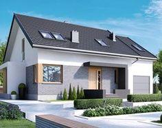 NV-PR-003595 - zdjęcie od Novio.pl Projekty domów