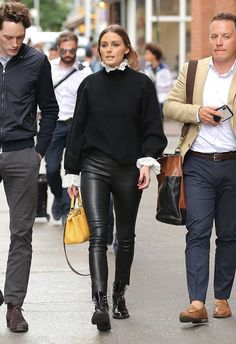 The Olivia Palermo Lookbook : Olivia Palermo Out in New York