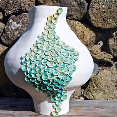 When life gives you curves - flaunt them! Curves, Porcelain, Pottery, Ocean, Vase, Handmade Ideas, Ceramics, Fun, Inspiration