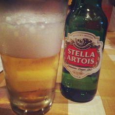 One of my favorite #beer #stella
