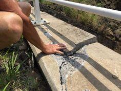 Carrières de la NRL : un pont fissuré par le transport de roches ? - 7 Lames la Mer