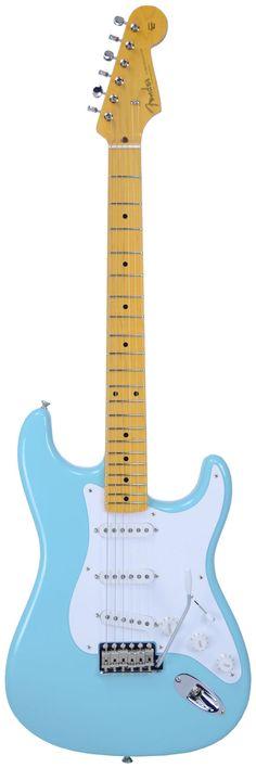 Color Azul Pastel - Pastels Blue!!! Fender 56 Stratocaster