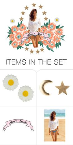 """""""Don't touch"""" by alinaglez ❤ liked on Polyvore featuring art"""