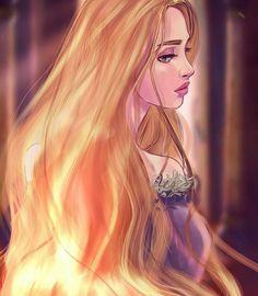 Rapunzel / universodisney
